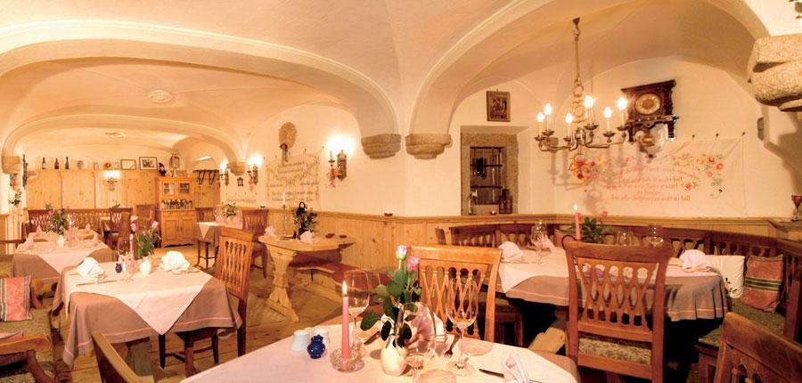 Romantik Hotel, Zell am See, Austria - Dining room interior.jpg